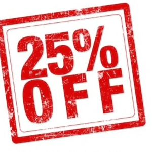 25% off on Bundle 2 or more